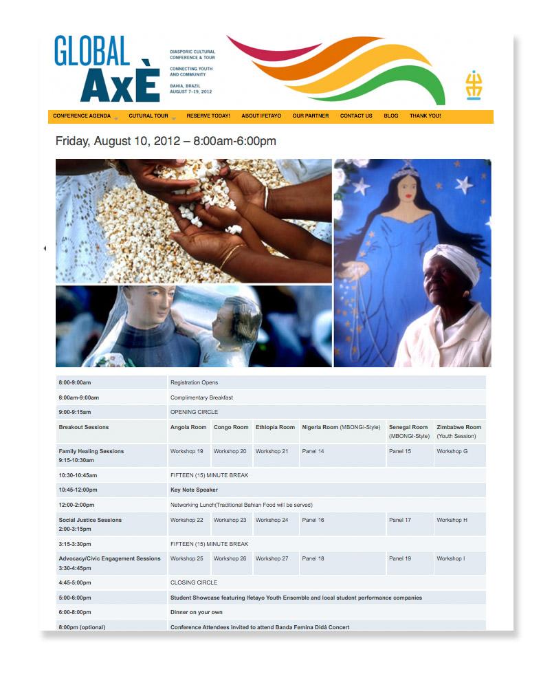 Global Gmp Nedia Group: Global Axé : Ashay Media Group