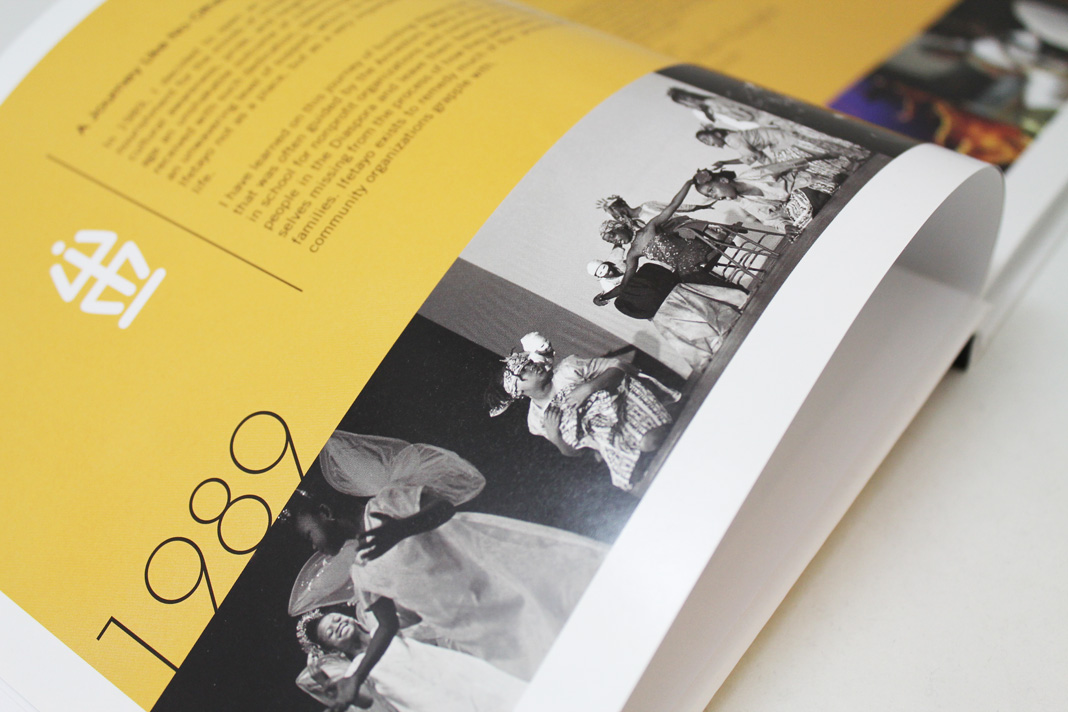 coffee table book design