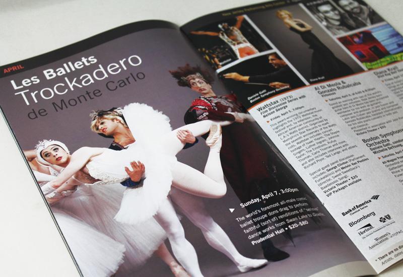 NJPAC Brochure by Ashay